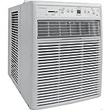 Frigidaire FFRS0822S1 8000 BTU Heavy-Duty Slider Casement Window Air Conditioner, Electronic Controls, Remote...