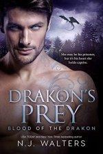 Drakon's Prey by N.J. Walters