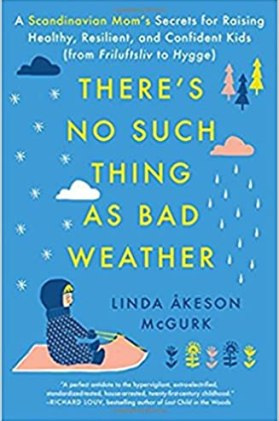 Image result for there's no such thing as bad weather book