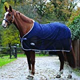 """Product review for Weatherbeeta Wick Dri Cooler Standard Neck Navy/Grey/White 75"""""""