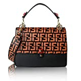 Olyphy Vintage Women Designer Handbag Fashion Shoulder Bag Top Handle Handbag