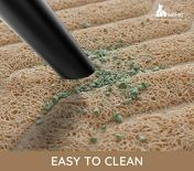 WePet-Cat-Litter-Mat-Kitty-Litter-Trapping-Mesh-Mat-35-x-23-Inch-Large-Premium-Durable-PVC-Rug-No-Phthalate-Urine-Waterproof-Easy-Clean-Washable-Scatter-Control-Litter-Box-Carpet