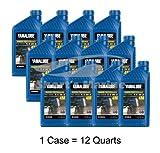 Yamaha 4-Stroke Engine Oil Case of (12) Quarts