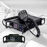 Xiegu X-108G QRP Transceiver Outdoor Version 9 Bands AM/SSB/CW 1-20 watts Black