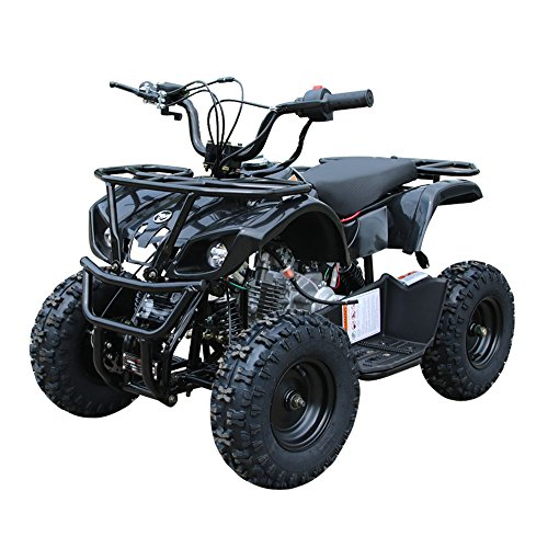 kids mini 50cc ATV Auto Apache four wheeler gas powered mini quad children boy girl