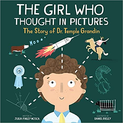 The girl who thought in pictures empowering books for little girls