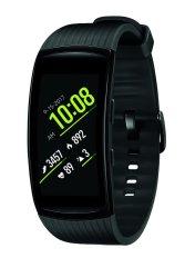 Samsung Gear Fit 2 Pro in black