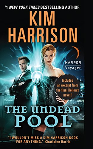 The Undead Pool (The Hollows Book 12)
