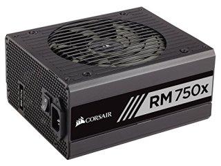 Corsair RM750x 80PLUS GOLD認証取得 750W静音電源ユニット PS594 CP-9020092-JP