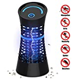 Lukasa Electronic Mosquito Killer, Electronic Bug Zapper UV Light Insect Killer Lamp High Voltage 800V Non Toxic for Indoor Room Use