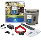 PetSafe Wireless Dog and Cat Containment System - Above Ground Electric Pet Fence - from the Parent Company of INVISIBLE FENCE Brand