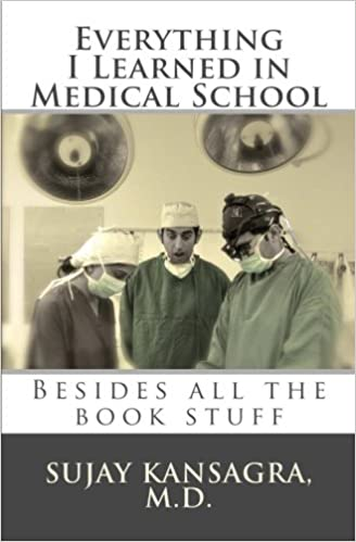 Everything I learned in Medical School