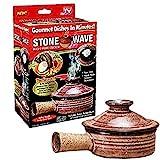 Telebrands Stone Wave Micro Cooker