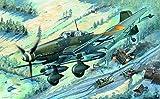 Trumpeter Junkers Ju-87G-2 StukaAirplane Building Kit