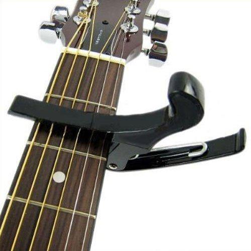 Top Stage Guitar Capo (GCAP8-BL)