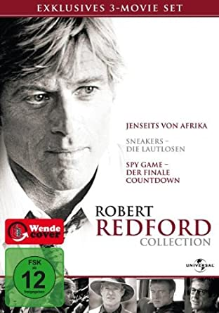 Amazon Com Robert Redford Collection Movies Tv
