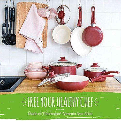 GreenLife Ceramic Nonstick cookware