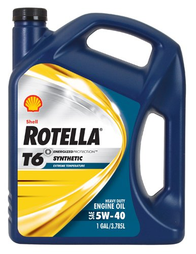 Shell Rotella T6 (Best Choice)