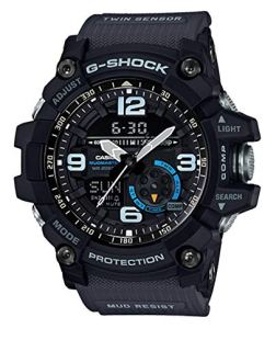 Casio G-Shock Mudmaster Watch GG1000-1A8 WT