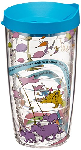 Tervis Dr. Seuss Oh The Places You'll Go Wrap Tumbler, 16-Ounce