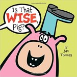 Is That Wise Pig cover