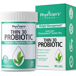 Probiotics for Women - Detox Cleanse & Weight Loss Support - Clinically Studied Greenselect- Organic Prebiotics… 35