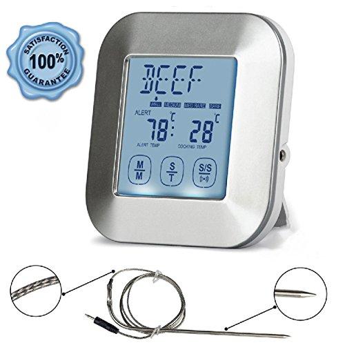 (9) Saraya 360 Digital Cooking Thermometer