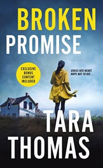 Broken Promise: A Romantic Thriller (Sons of Broad) by [Thomas, Tara]
