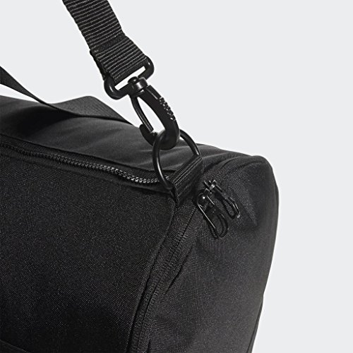adidas Originals Paneled Roll Duffel Bag, Black, One Size 19 Fashion Online Shop gifts for her gifts for him womens full figure