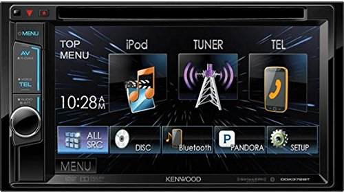 Kenwood DDX372BT Double DIN Bluetooth