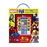Marvel Super Heroes - Me Reader Electronic Reader with 8 Book Library -  PI Kids