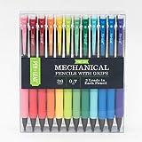 Pen + Gear 36pk 0.7mm Mechanical Pencils with Grips