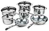 Le Creuset 14-piece Stainless...