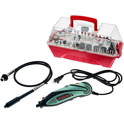 Grizzly Industrial T10828 - Rotary Tool Workshop