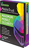 MobileTrust Anti-Malware Anti-Virus Removal Cleaner and Protection Keystroke Encryption Software - 1 Year, 2 Devices - iOS & Android