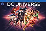 DC Universe 10th Anniversary Collection (BD) [Blu-ray]
