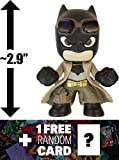 "Knightmare Batman: ~2.9"" Batman v Superman 'Dawn of Justice' x Funko Mystery Minis Vinyl Figure Series + 1 FREE Official DC Trading Card Bundle [87388]"