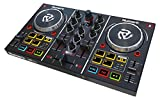 The Numark Party Mix DJ controller is here to get you ready to be a world-class DJ, and feel like it right away. Plus, the Party Mix has sound-active lights that gives any occasion that perfect party atmosphere. The full-featured controller w...