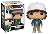 Funko Pop TV: Stranger Things Dustin with Compass - Figura Coleccionable