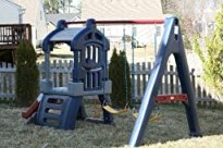 Clubhouse Swing Set (1)