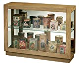 Product review for Howard Miller Marsh Bay Console Curio/Display Cabinet