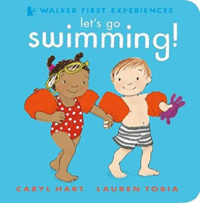 Image result for Let's go swimming! / Caryl Hart, Lauren Tobia.