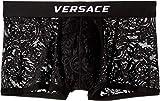 Versace Men's Low Rise Trunks Black 7