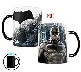 Batman v Superman Heat-Activated Morphing Mug (Batman)