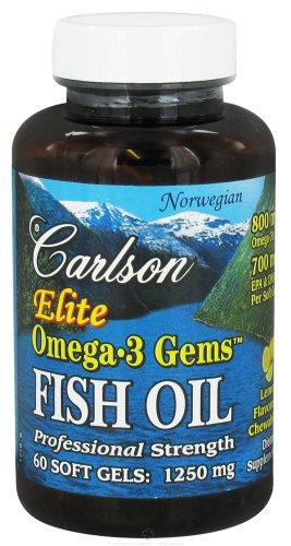 Carlson Labs – Norwegian Elite Omega