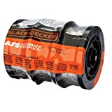 Black and Decker AF-100-3ZP 30ft 0.065' Line String Trimmer Replacement Spool, 3-Pack