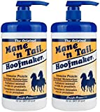 Product review for Mane N Tail Hoofmaker 32oz Pump Hand & Nail Therapy (2 Pack)