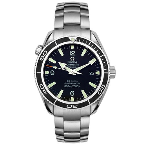 Omega Men's 2201.50.00 Seamaster Planet Ocean Automatic Chronometer Watch
