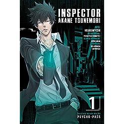 Psycho-Pass. Inspector Akane Tsunemori - Volume 1