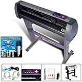 USCutter 34-inch Vinyl Cutter Plotter with Stand and VinylMaster and...